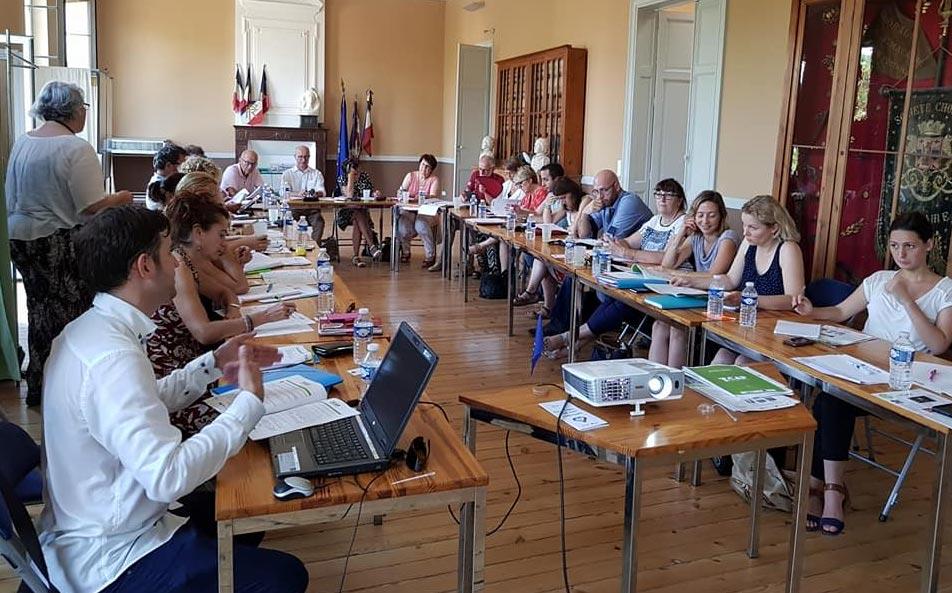 Comité de pilotage du 21 juin